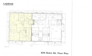 Robin Road floor plan